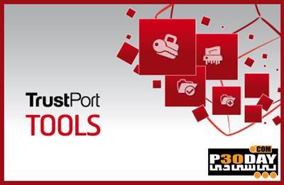 TrustPort Tools 2014 14.0.5.5273   حفاظت از اطلاعات