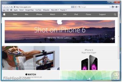 دانلود مرورگر سافاری برای ویندوز - Apple Safari 5.1.7