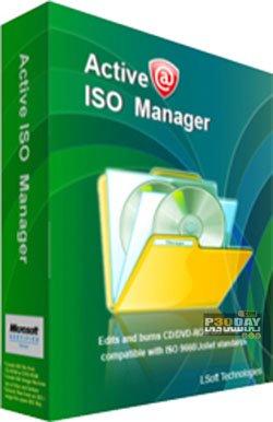 Active@ ISO Manager 5.0.7   کار با فایل های ISO