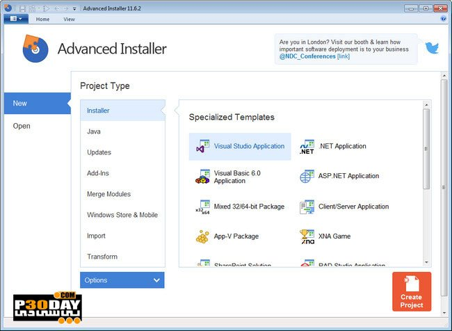 Advanced Installer Architect 14.4 - Making A Computer Installation File