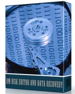 دانلود DM Disk Editor and Data Recovery v3.6.0.770 FINAL – برنامه بازیابی اطلاعات