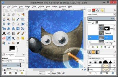 دانلود GIMP 2.10.18 - طراحی و ویرایش حرفه ای تصاویر