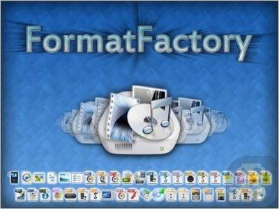 دانلود FormatFactory v4.8.0 - مبدل همه فرمت ها به یکدیگر
