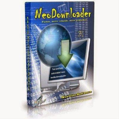 دانلود NeoDownloader 4.0 build 253 - فایلهای مالتی مدیای اینترنت