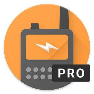 دانلود صدای بی سیم پلیس و آتش نشانی در اندروید با Scanner Radio Pro v6.7