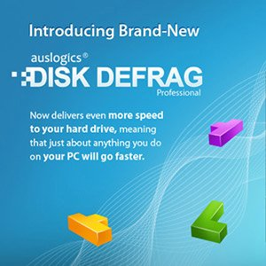دانلود Auslogics Disk Defrag Pro 4.9.5 DC – دفرگمنت هارد دیسک