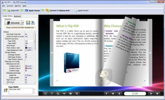 دانلود Flip PDF Professional 2.4.9.28 - ابزار جالب ساخت PDF