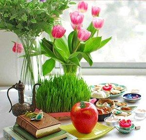 اس ام اس تبریک سال نو – پیامک به مناسبت عید نوروز 1396