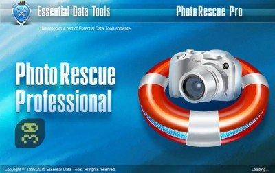 دانلود Essential Data Tools PhotoRescue Pro 6.16 – بازیابی سریع تصاویر
