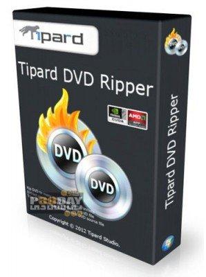 دانلود Tipard DVD Ripper 10.0.12 - تبدیل و کپی DVD