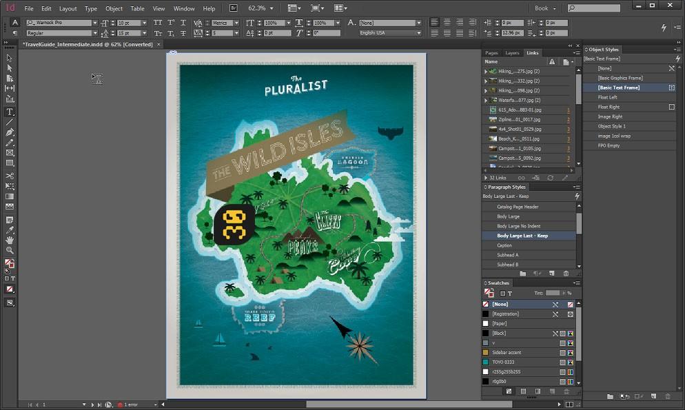 Adobe InDesign CC 2018 V13 0 - Professional Magazine Design