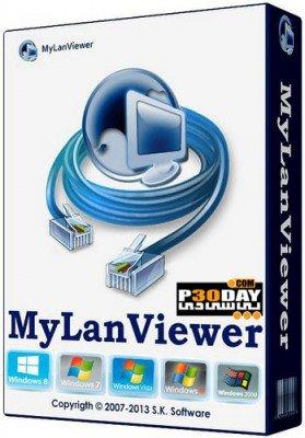 دانلود MyLanViewer 4.21.0 – مشاهده و اسکن شبکه های محلی