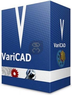 دانلود VariCAD 2018 2.03 - طراحی سه بعدی قطعات صنعتی و مکانیکی