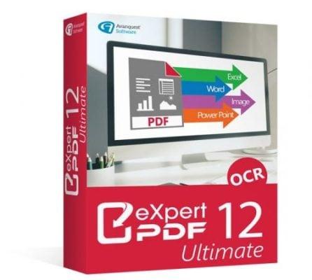 دانلود Avanquest eXpert PDF Ultimate 12.0.28.3456  - نرم افزار قدرتمند ساخت PDF