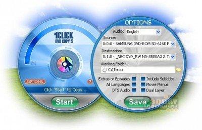 دانلود 1CLICK DVD Copy Pro 5.1.3.2 – کپی راحت دیسک های DVD