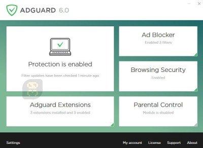 دانلود Adguard v7.0.2552.6379 - حذف پنجره های تبلیغاتی