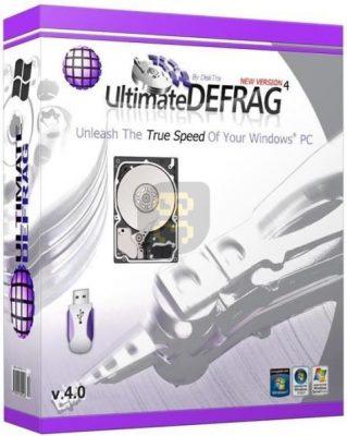 دانلود DiskTrix UltimateDefrag 6.0.62.0 - دفراگ کردن هارد دیسک