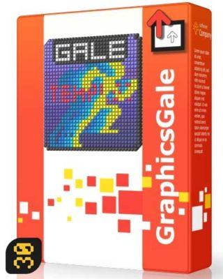 دانلود GraphicsGale 2.08.15 – برنامه ویرایش تصاویر و ساخت انیمیشن
