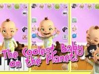 دانلود Talking Babsy Baby v10.5 - برنامه کودک سخنگو برای اندروید