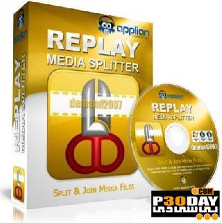 دانلود Applian Replay Media Splitter 3.0.1905.13 - حذف قسمت های ناخواسته از فیلم و موزیک