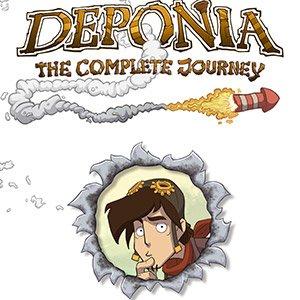 دانلود بازی Deponia The Complete Journey 2016 با لینک مستقیم + کرک