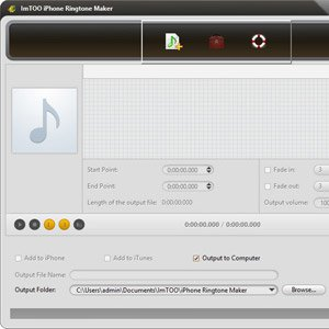 دانلود ImTOO iPhone Ringtone Maker 3.2.14 Build 20201021 – ساخت صدای زنگ آیفون