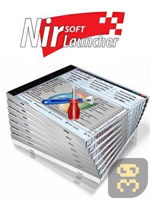 دانلود NirLauncher 1.20.73 - مجموعه عظیم نرم افزار های کاربری ویندوز