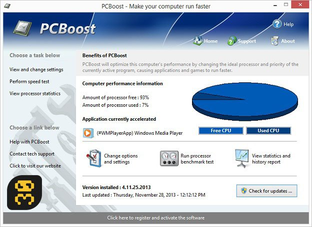 PGWare PCBoost 5.9.2.2019 - Speed Up System