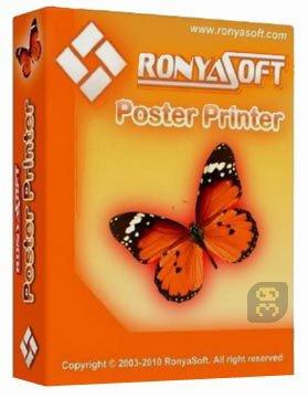 دانلود RonyaSoft Poster Printer 3.2.19 – پرینت گرفتن پوسترها در سایز بزرگ