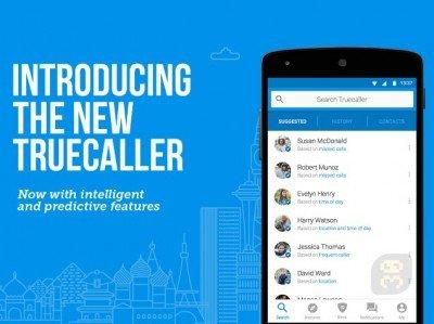 دانلود Truecaller - Caller ID & Dialer 8.75.7 - نمایش مکان تماس گیرنده در اندروید