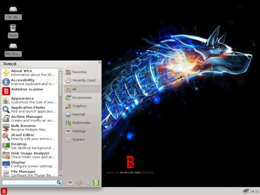 دانلود Bitdefender Rescue CD 10.12.2018 - آنتی ویروس تحت بوت ویندوز