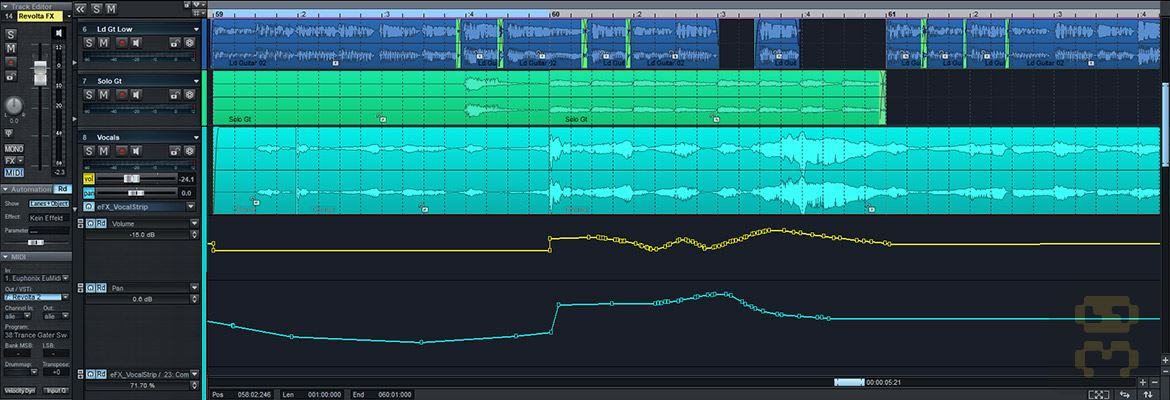 MAGIX Sequoia 15.2.0.382 - Magix Mastering Software