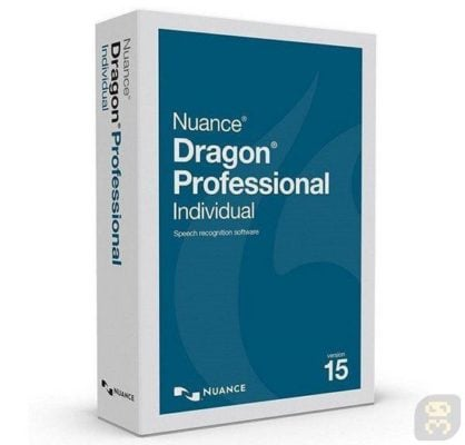 دانلود Nuance Dragon Professional Individual 15.30 - نرم افزار تبدیل گفتار به نوشتار