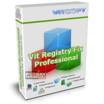 دانلود Vit Registry Fix Pro 12.7.0 – بهینه سازی رجیستری
