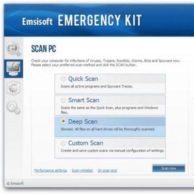 دانلود Emsisoft Emergency Kit 2020.3.1.10032 – آنتی ویروس بدون نیاز به نصب
