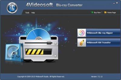 4Videosoft Blu-ray Converter 8.2.22 - ریپ کردن سریع بلوری