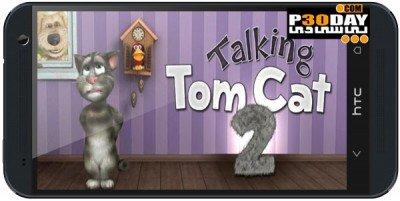 Talking Tom Cat 2 4.7   بازی تام گربه سخنگو اندروید