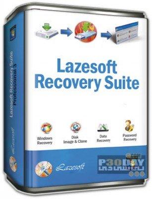 دانلود Lazesoft Recovery Suite 4.3.1 Unlimited Edition – بازیابی اطلاعات حذف شده