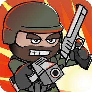 دانلود بازی Doodle Army 2: Mini Militia 4.1.2 – ارتش ابلهان ماموریت کوچک اندروید