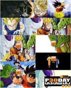 Dragon Ball Z Windows Theme