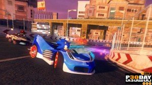 Sonic All Stars Racing Transformed ps3 4