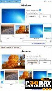 ThemeConverter for Windows 8