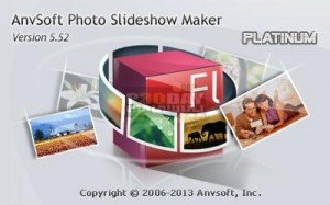 ساخت اسلاید شو عکس با AnvSoft Photo Slideshow Maker Platinum 5.53