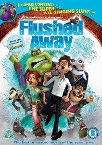 دانلود دوبله فارسی انیمیشن Flushed Away 2006
