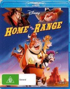دانلود دوبله فارسی انیمیشن Home on the Range