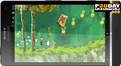 دانلود بازی آندروید Rayman Jungle Run v2.2.0