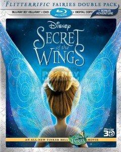 دانلود دوبله فارسی انیمیشن Tinker Bell and the Secret of the Wings