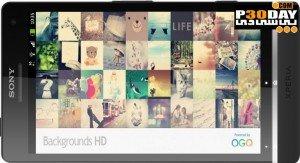دانلود مجموعه والپیپر آندروید Wallpapers and Backgrounds HD v0.1.2