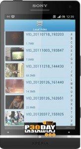 پخش فیلم های HD در آندروید با نرم افزار HD Video Player v1.6