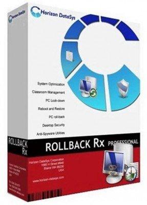 دانلود Rollback Rx Pro v11.3 – بازگردانی سیستم عامل به حالت قبل
